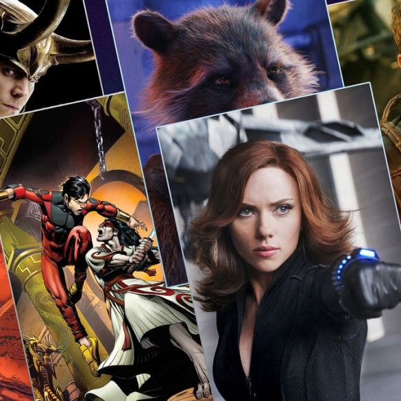 Wandavision ganha previsão de estreia pela Marvel 18