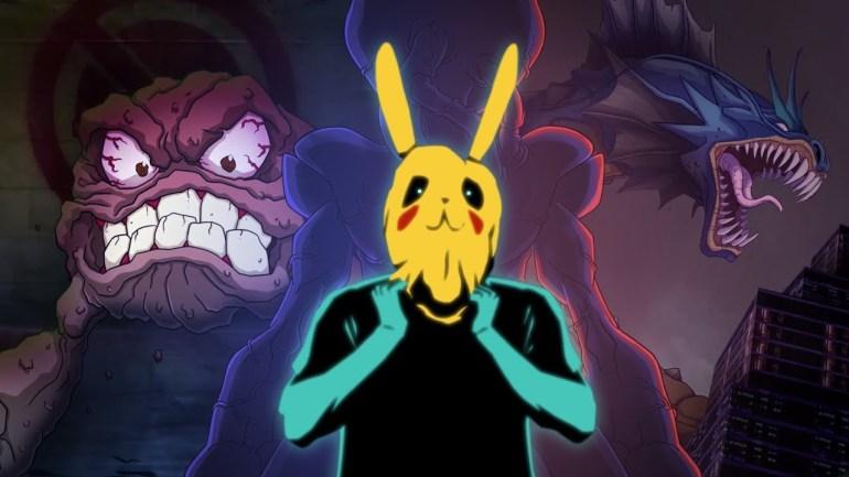 Criador do anime de Castlevania mostra versão sombria de Pokémon 16