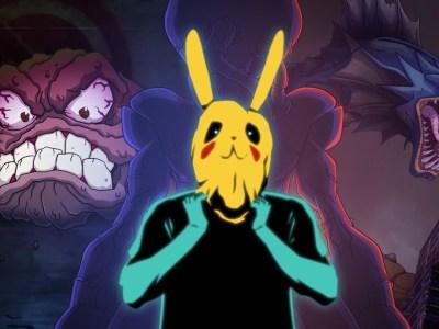Criador do anime de Castlevania mostra versão sombria de Pokémon 58