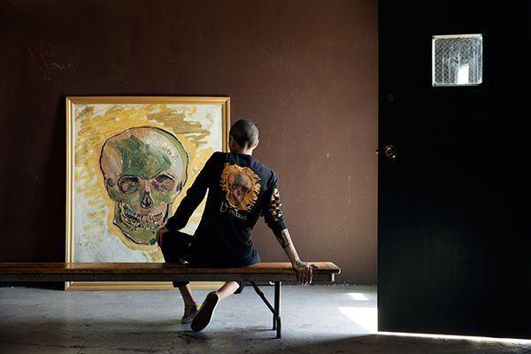 Vans lança coleção inspirada em obras de Van Gogh 22