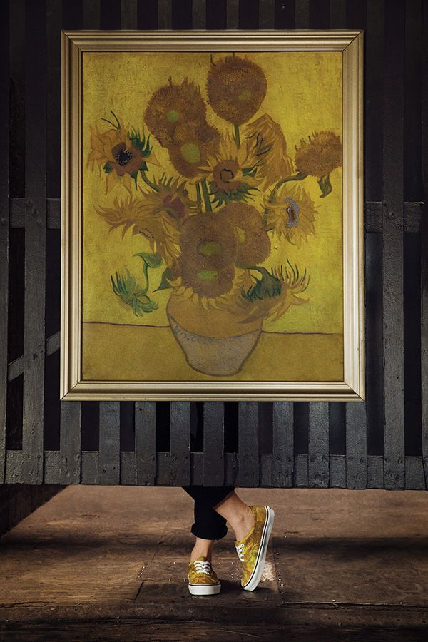 Vans lança coleção inspirada em obras de Van Gogh 19