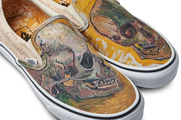Vans lança coleção inspirada em obras de Van Gogh 18