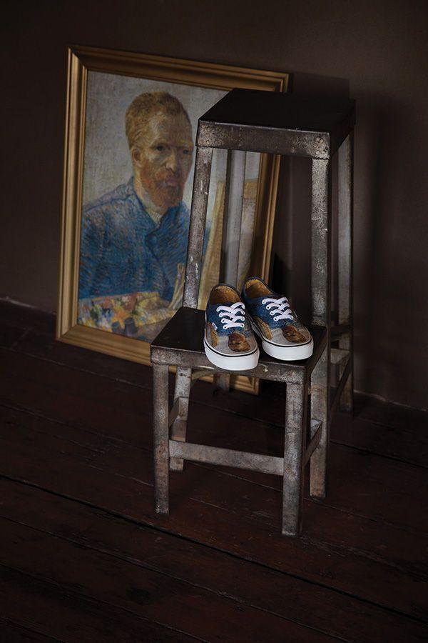 Vans lança coleção inspirada em obras de Van Gogh 20
