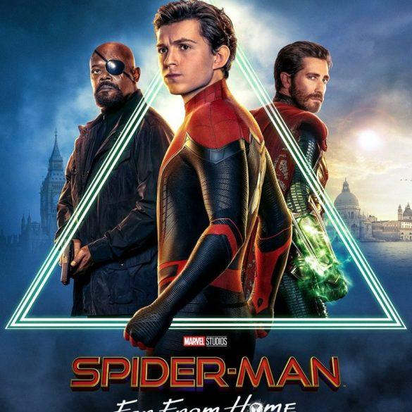 """""""Homem-Aranha: Longe de Casa"""" ganha cartazes em estilo retrô 39"""