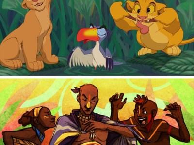 E se os animais da Disney fossem humanos? 84