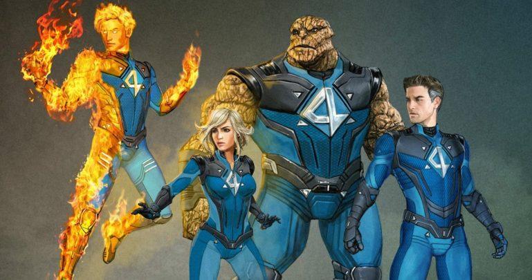 Quarteto Fantástico – Marvel confirma filme da equipe! 16