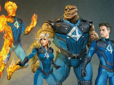 Quarteto Fantástico – Marvel confirma filme da equipe! 14