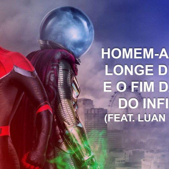 Homem-Aranha: Longe de Casa - Divulgado novo trailer eletrizante do filme! Confira; 30