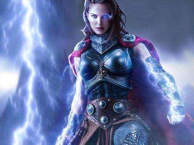Thor: Love and Thunder – Pôster de fã mostra a transformação de Jane Foster! 22