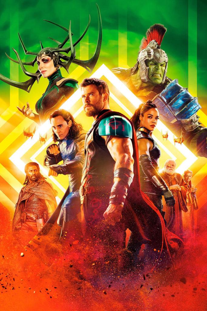 Todos os pôsteres do Universo Cinematográfico Marvel em alta qualidade 19