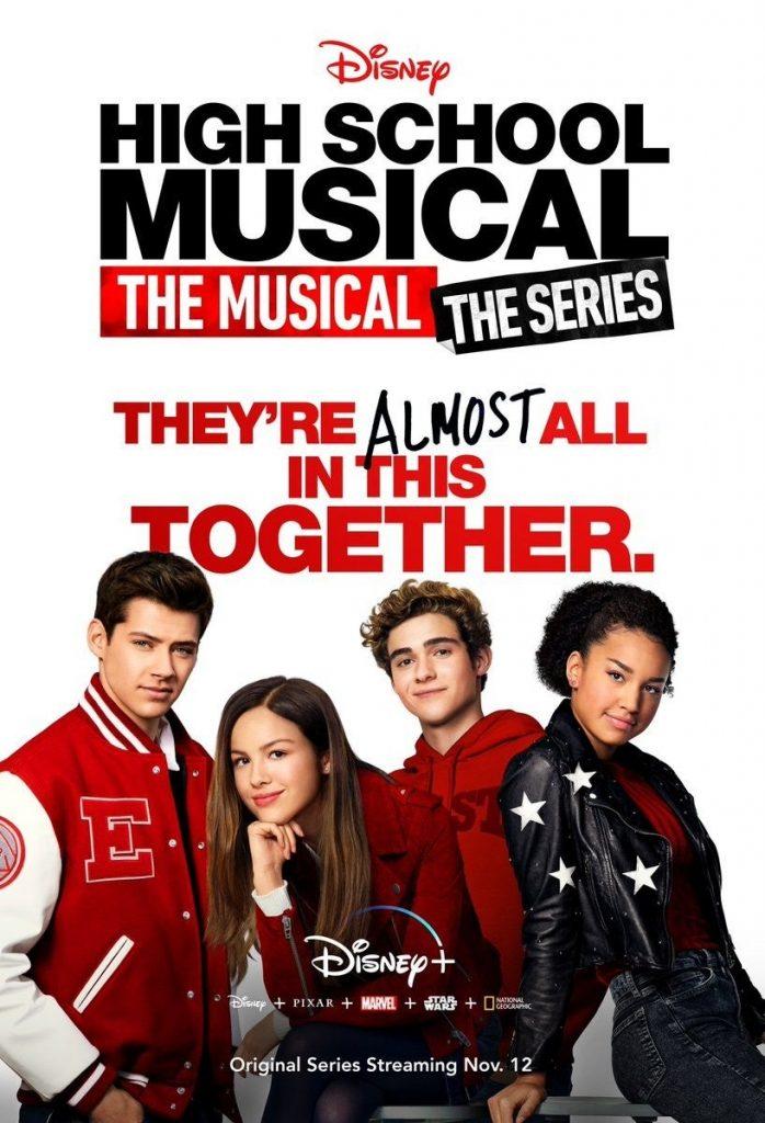 Série de High School Musical ganha primeiro trailer 17