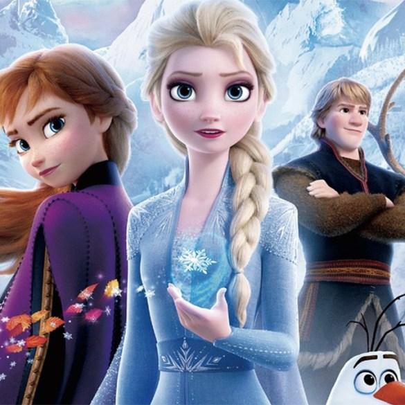 Frozen 2 ultrapassa o US$ 1 bilhão na bilheteria mundial 16