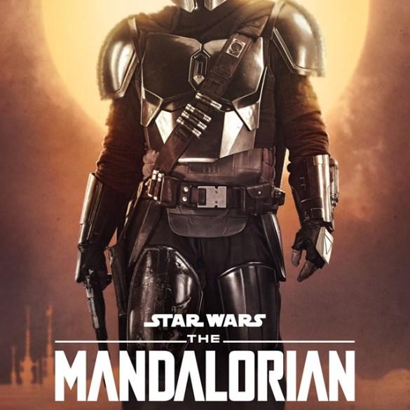 The Mandalorian | Novos pôsteres mostram detalhes do visual dos personagens da série! 16