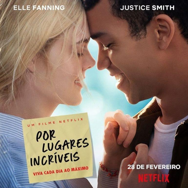 """Netflix divulga pôster oficial da adaptação do livro """"Por lugares incríveis"""" 16"""