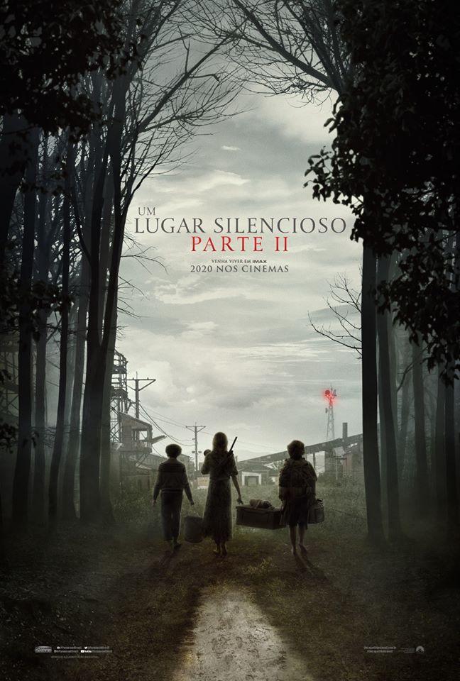 Um Lugar Silencioso - Parte II | Confira o primeiro teaser, imagem e pôster do filme 17