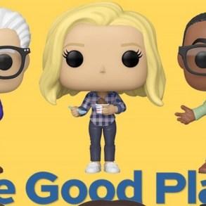 The Good Place ganha colecionáveis da linha Funko Pop! 19