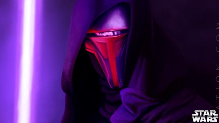 Darth Revan é citado no canon oficial da saga Star Wars 16