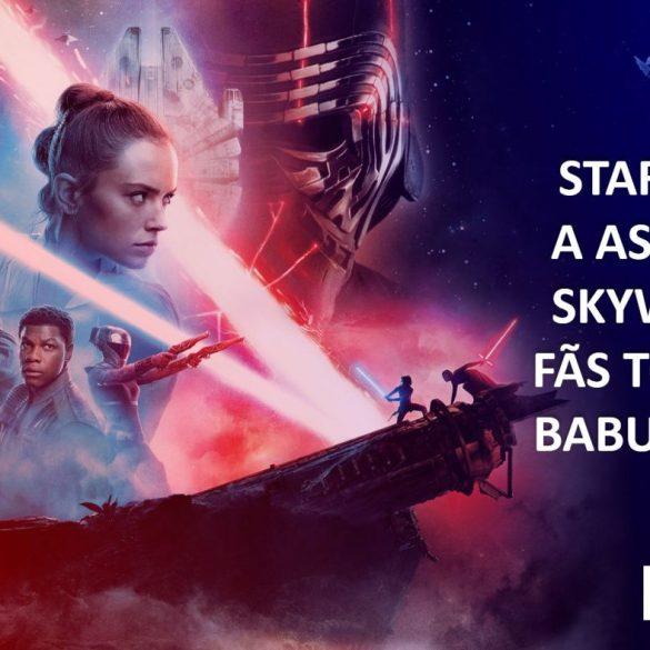 BURNCAST #26: Star Wars: A Ascensão Skywalker, fãs tóxicos e Babu Frik Rei 16