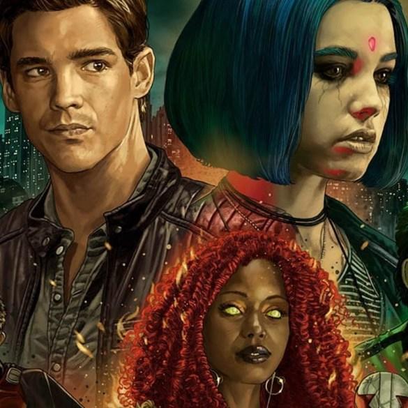 2° Temporada de Titãs será lançada amanhã na Netflix! 16