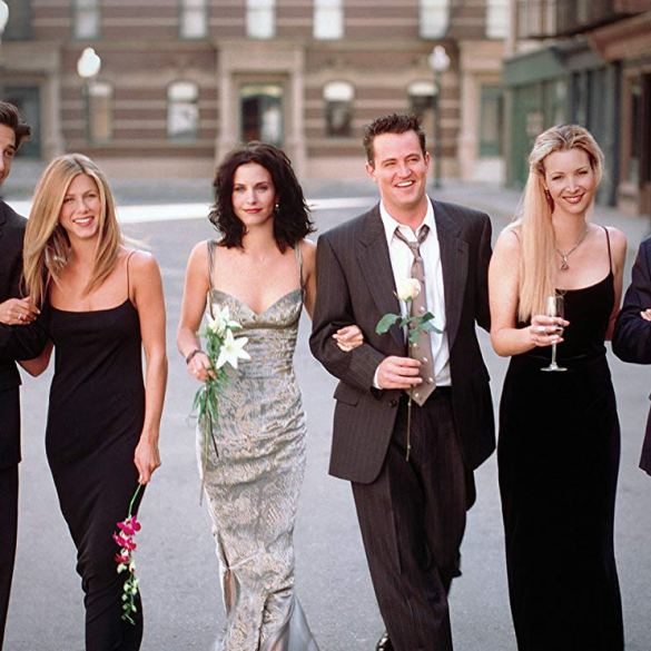 Friends: NBC mostra vídeo especial com reunião do elenco da série 24