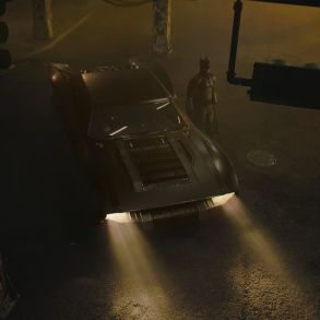 Fotos do set de The Batman mostram novo Batmóvel 20