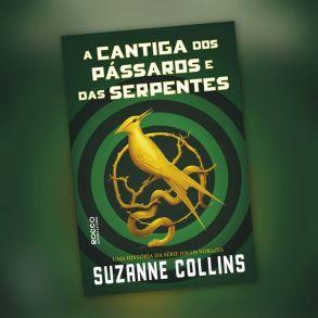 Editora confirma título e capa de novo livro da saga 'Jogos vorazes' 21