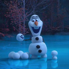 """""""At Home With Olaf"""": boneco de neve de """"Frozen"""" ganha série diária no Twitter 22"""