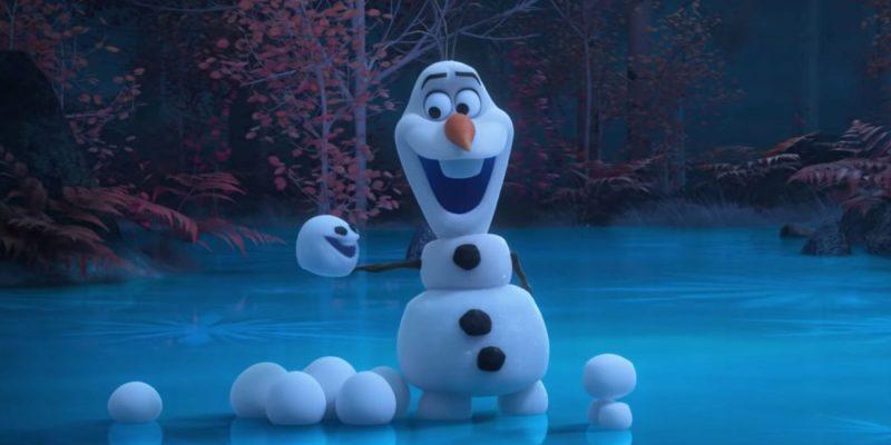 """""""At Home With Olaf"""": boneco de neve de """"Frozen"""" ganha série diária no Twitter 15"""