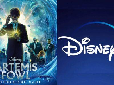 'Artemis Fowl' tem estreia cancelada no cinema e vai direto para o Disney + 13