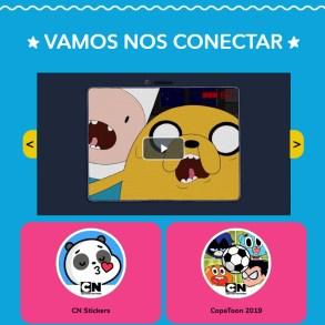 Cartoon Network lança iniciativa para motivar seus fãs a manterem-se seguros 28