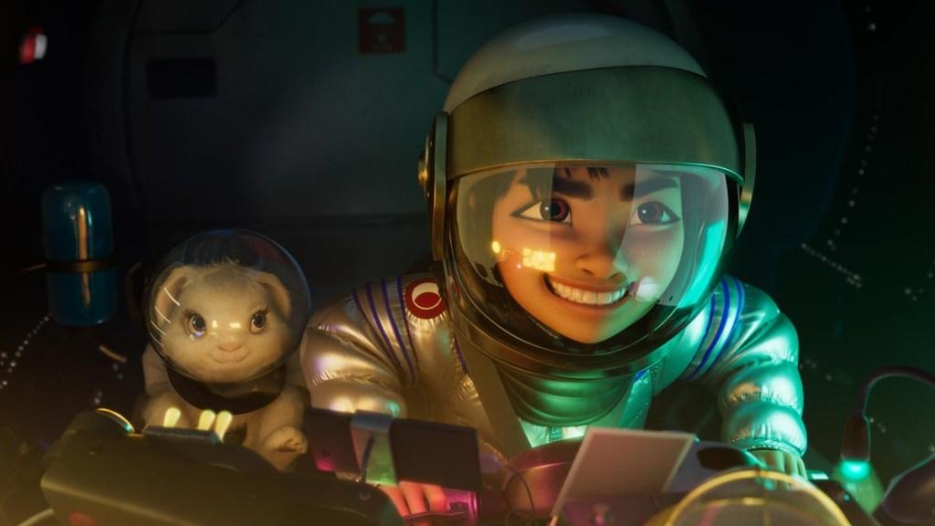 Netflix divulga trailer da animação A Caminho da Lua ...