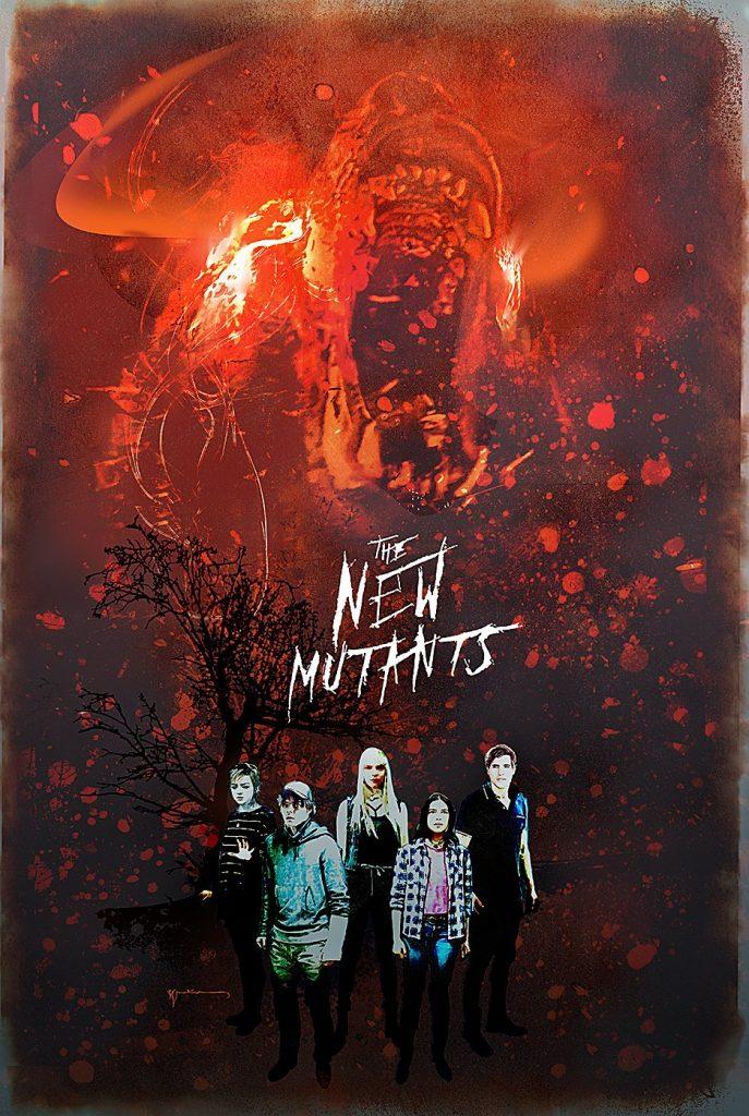 Novos Mutantes ganha trailer eletrizante e exibe cena de abertura durante SDCC 18