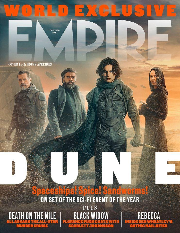 'Duna': Primeiro trailer será lançado em setembro, confirma Warner Bros. 16