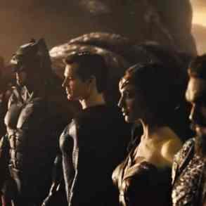 Snyder Cut de Liga da Justiça tem primeiro trailer oficial liberado | DC FanDome 18