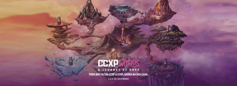 CCXP Worlds: A Journey of Hope confirma conteúdo gratuito, benefícios extras pagos e presença global 16
