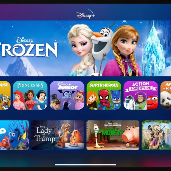 Fada Madrinha | Disney+ divulga trailer e cartaz do filme 27
