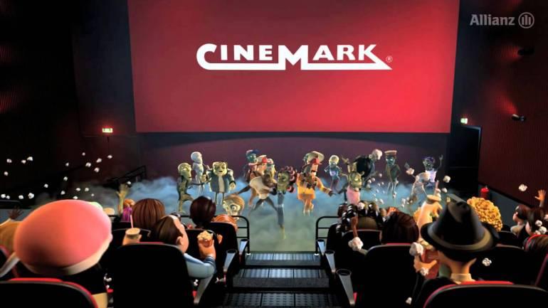 Cinemark oferece aluguel de sala inteira para grupos de até 20 pessoas por R$ 350 16
