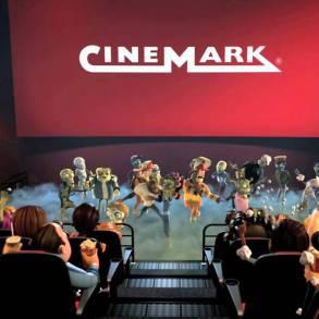 Cinemark oferece aluguel de sala inteira para grupos de até 20 pessoas por R$ 350 21