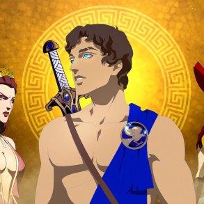 Netflix renova O Sangue de Zeus para segunda temporada! 18