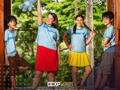 BURNCAST na CCXP WORLDS #2: Diversidade, Lana Parrilla, 'Turma da Mônica Lições' e Irmãos Russo 13