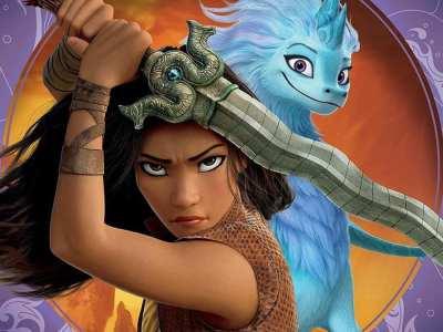 'Raya e o Último Dragão': Animação da Disney ganha novas imagens 13