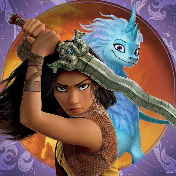 'Raya e o Último Dragão': Animação da Disney ganha novas imagens 21