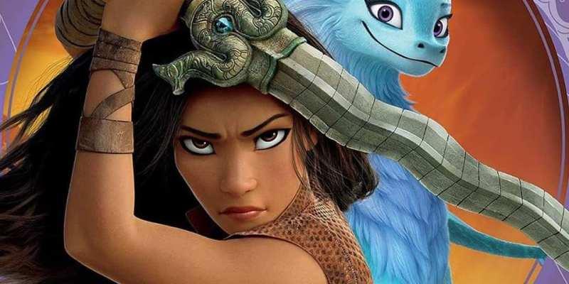 'Raya e o Último Dragão': Animação da Disney ganha novas imagens 49