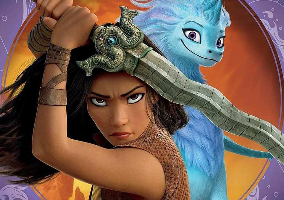 'Raya e o Último Dragão': Animação da Disney ganha novas imagens 17