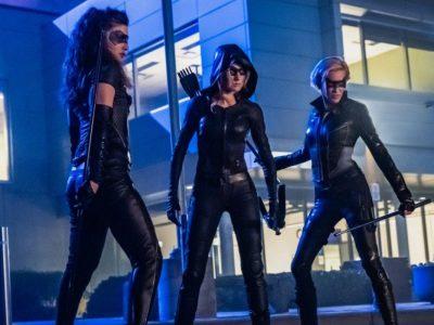 Green Arrow and The Canaries: Série derivada de Arrow, é cancelada pela CW. 26