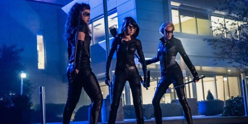 Green Arrow and The Canaries: Série derivada de Arrow, é cancelada pela CW. 58