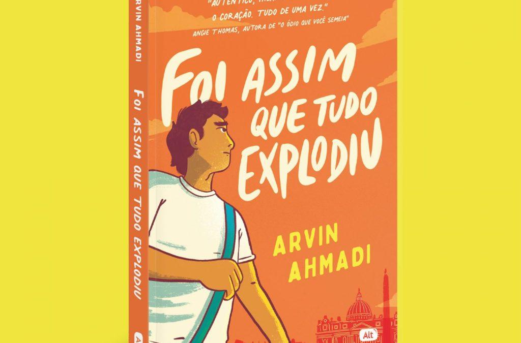 """Editora Alt anuncia lançamento de """"FOI ASSIM QUE TUDO EXPLODIU"""" 18"""