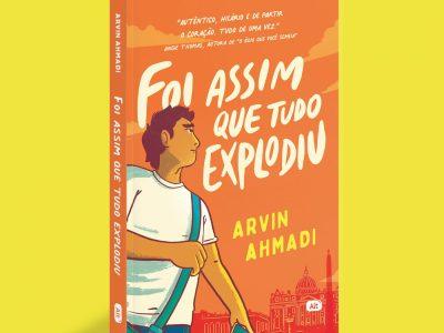 """Editora Alt anuncia lançamento de """"FOI ASSIM QUE TUDO EXPLODIU"""" 13"""