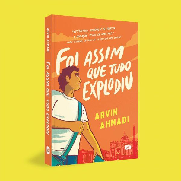 """Editora Alt anuncia lançamento de """"FOI ASSIM QUE TUDO EXPLODIU"""" 19"""