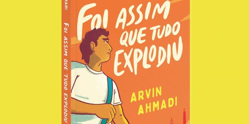 """Editora Alt anuncia lançamento de """"FOI ASSIM QUE TUDO EXPLODIU"""" 48"""